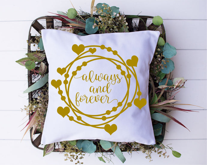 Always And Forever SVG - Crafty Mama Studios