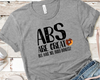 Abs Are Great, Have You Tried Donuts SVG - Crafty Mama Studios