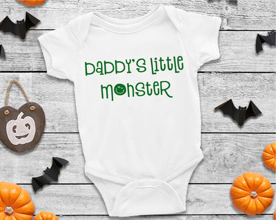 Daddy's Little Monster SVG - Crafty Mama Studios