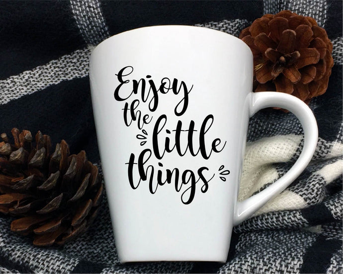Enjoy The Little Things SVG - Crafty Mama Studios