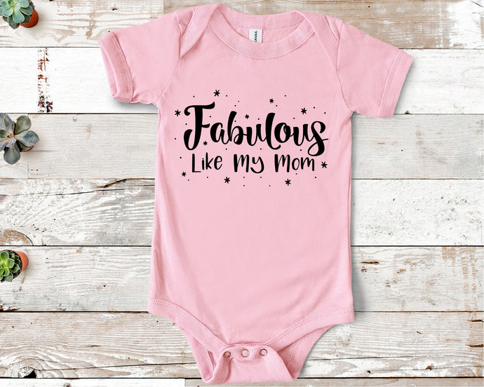 Fabulous Like My Mom SVG - Crafty Mama Studios