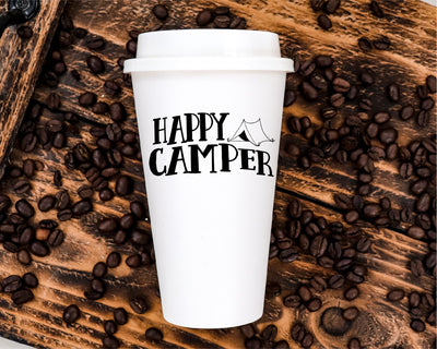 Happy Camper SVG - Crafty Mama Studios