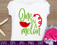 One In A Melon SVG