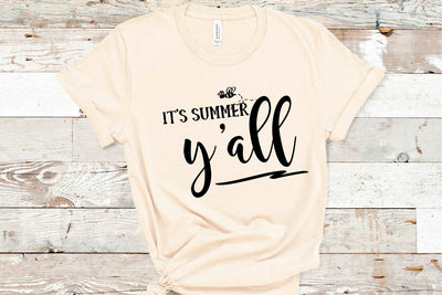 It's Summer Y'all SVG - Crafty Mama Studios
