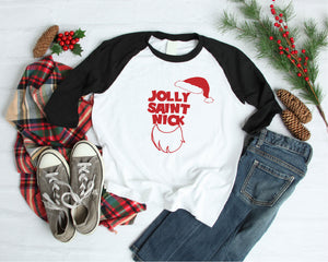 Jolly Saint Nick SVG - Crafty Mama Studios