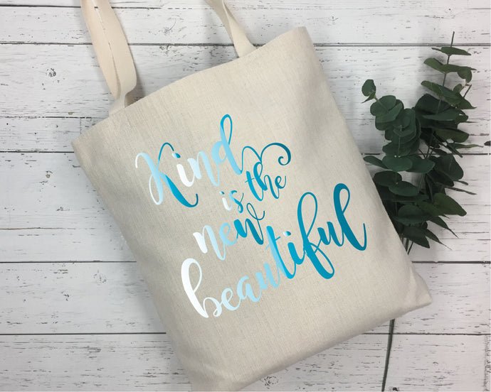 Kind Is The New Beautiful SVG - Crafty Mama Studios