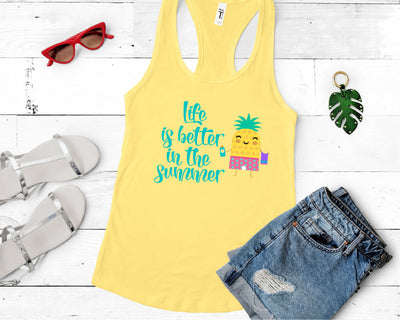 Life Is Better In The Summer SVG - Crafty Mama Studios
