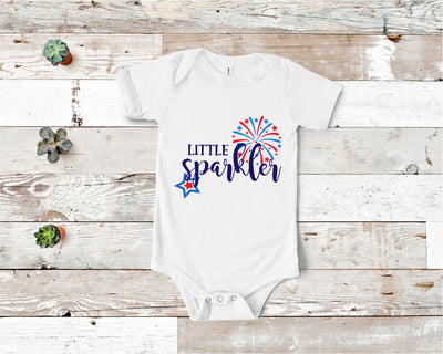 Little Sparkler SVG - Crafty Mama Studios