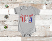 Made In The USA SVG - Crafty Mama Studios
