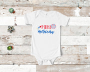 Mini American SVG - Crafty Mama Studios
