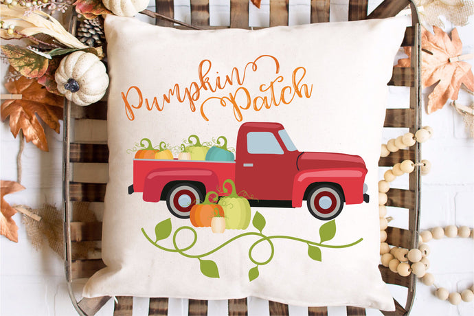 Pumpkin Patch, Fall SVG - Crafty Mama Studios