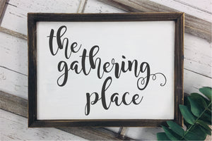 The Gathering Place SVG - Crafty Mama Studios