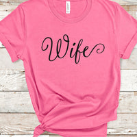 Wife SVG - Crafty Mama Studios
