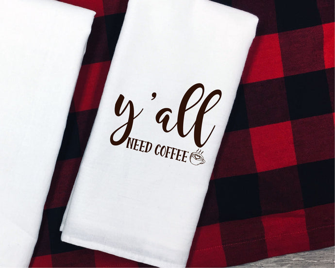 Y'all Need Coffee SVG - Crafty Mama Studios