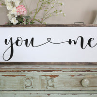 You And Me SVG - Crafty Mama Studios
