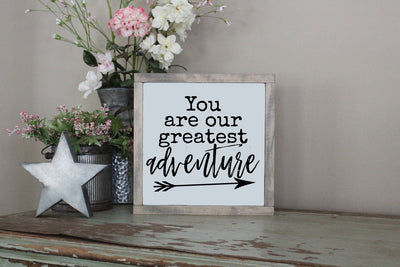 You Are Our Greatest Adventure SVG - Crafty Mama Studios