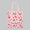 WATERMELONS | PINK | TOTE BAG