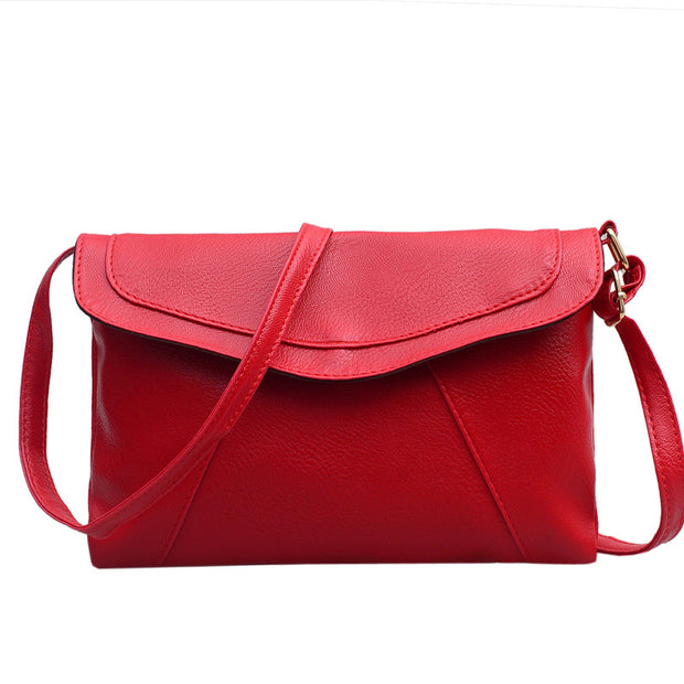 Envelope bag 2020 summer small bag fashion new shoulder bag casual wild envelope diagonal cross bag female candy color