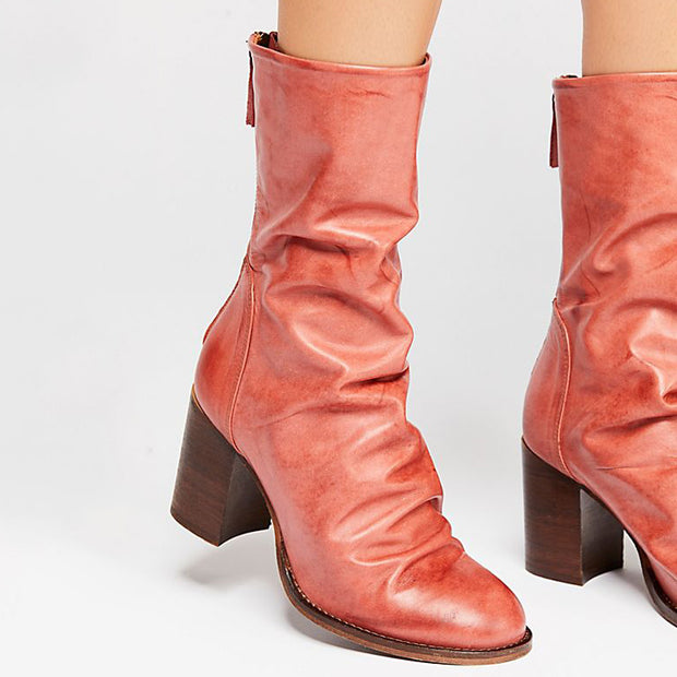 Fashion Women's High Heel Boots