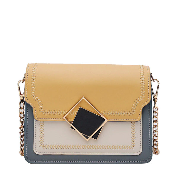 Women's Crossbody Simple Shoulder Joker Small Square Bag