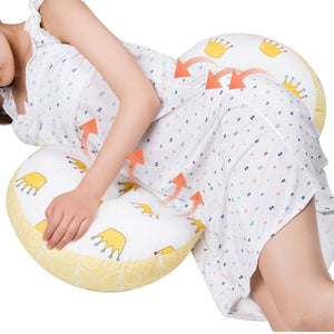 Side sleeping U-pillow - Sleepgadgets
