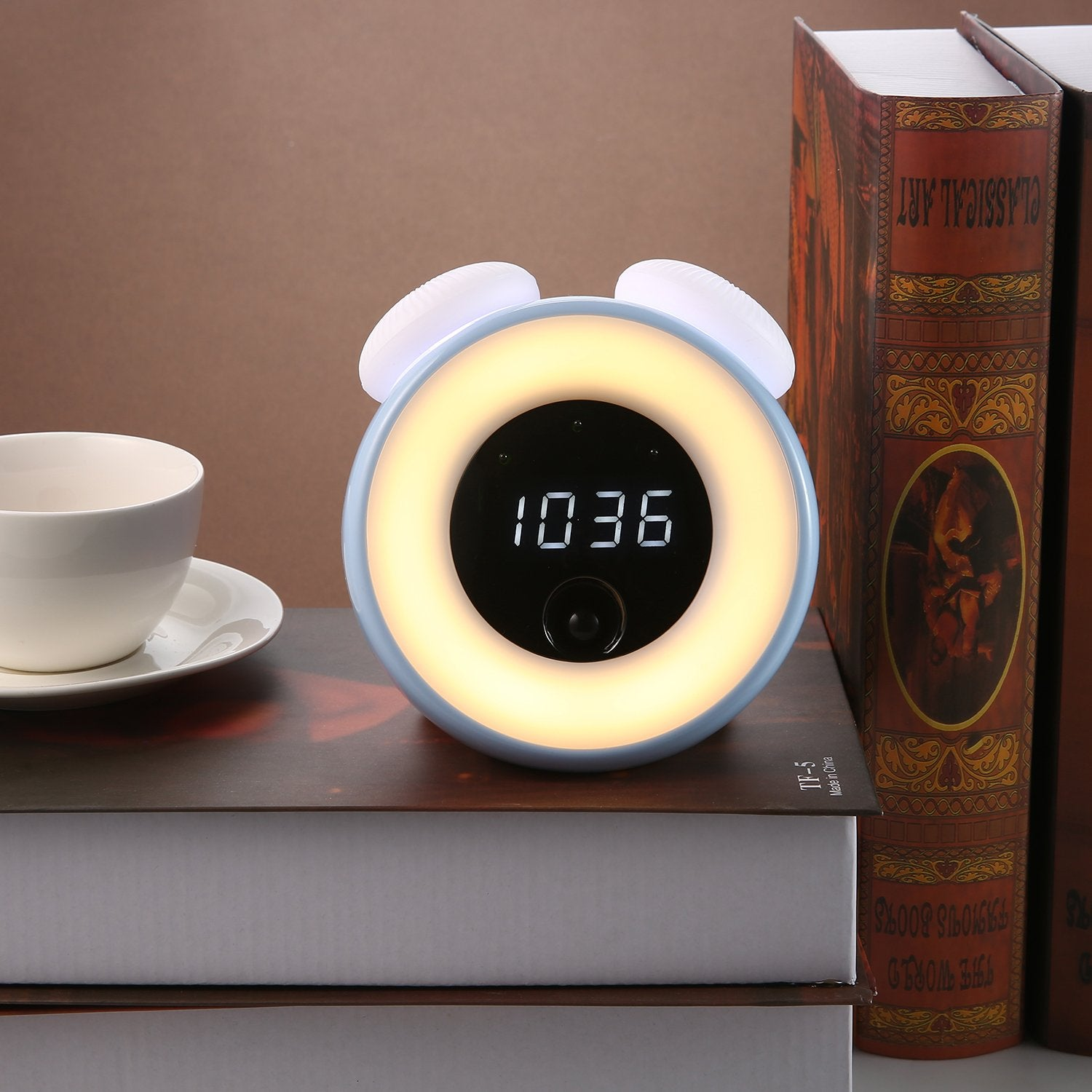 Touch Sensitive sunrise LED light - Sleepgadgets