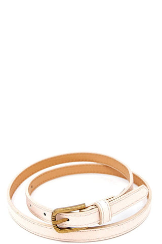 Skinny fancy color belt - The Chic Woman