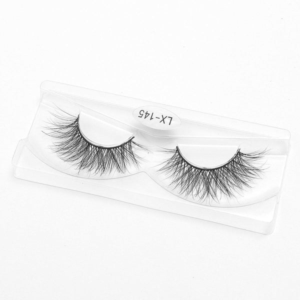 Wholesale 3D mink lash (16-20mm)