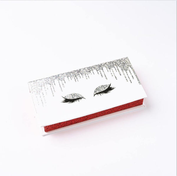 Custom False Eyelash Box Lash Packaging Eyelash Packaging - omgbeautylash