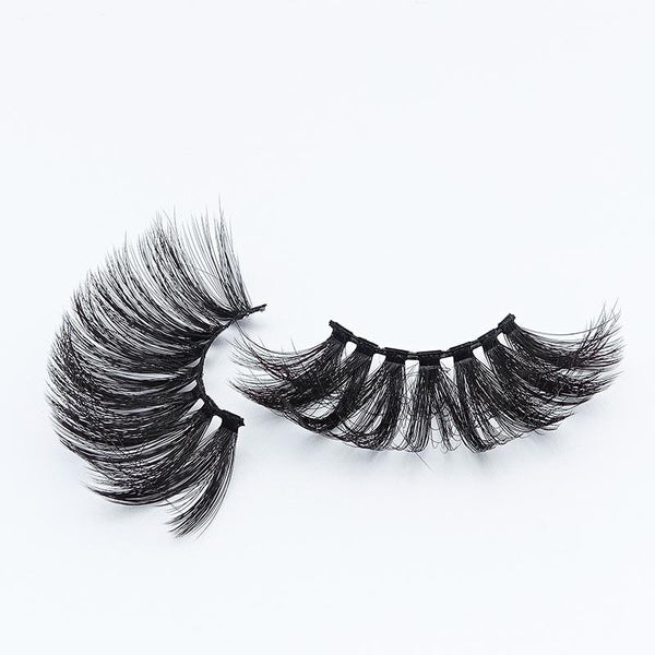 25mm Mink Lashes 8 Pairs