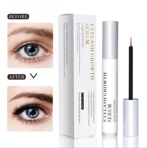 Eyelash Growth Enhancer Liquid 5ml Eye Lash Serum Eyelash - omgbeautyhair