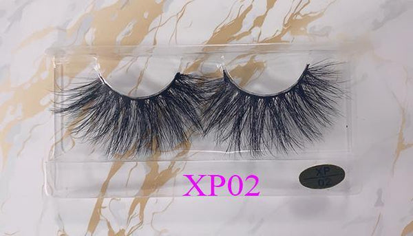 Wholesale 8D Mink Lash Very Fluffty 20-25mm