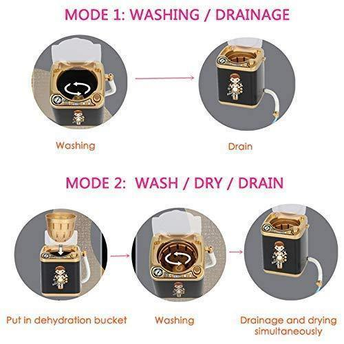 Makeup Sponge/Eyelashes Mini Washing Machine - omgbeautyhair