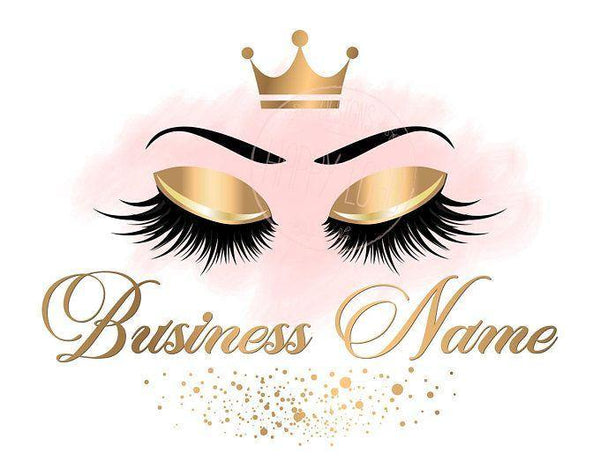 Custom Lash Logo Private Label Print or Stickers Custom Logo As Your Request - omgbeautylash
