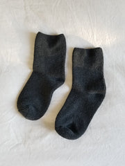Le Bon Shoppe Cloud Socks - Charcoal