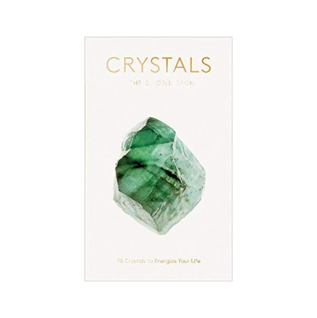 Crystals: The Stone Deck - Shelter Jewelry Shop DC