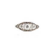 Diamond Alexia Ring