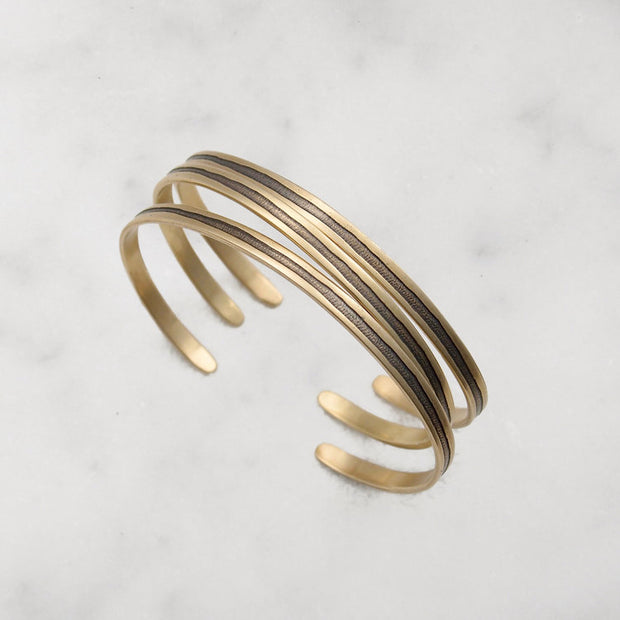 Line Cuff - Shelter Jewelry Shop DC