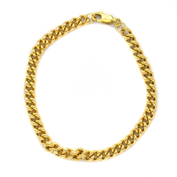 Goldfill Curb Chain Bracelet