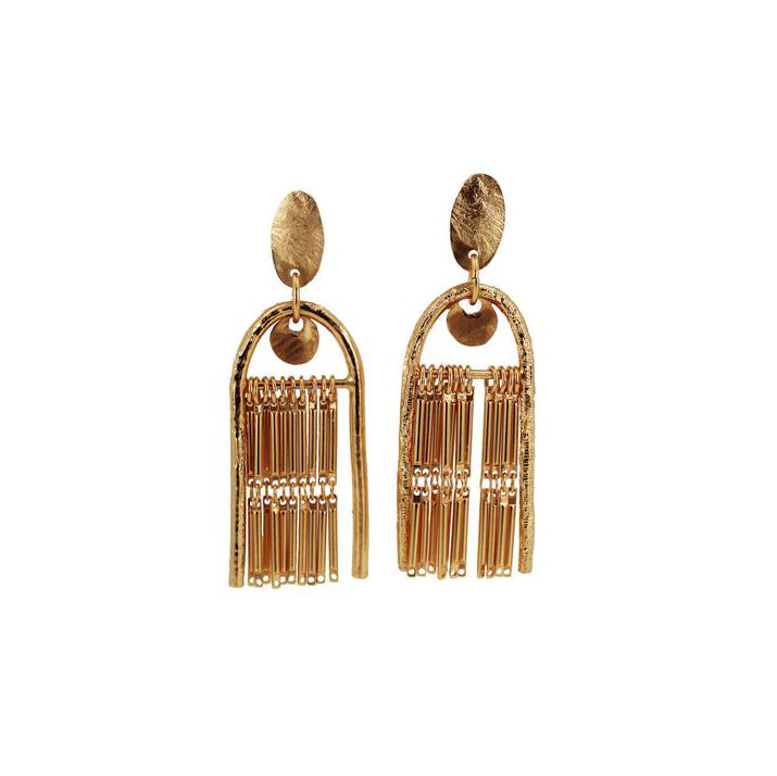 Fringe Theory Earrings