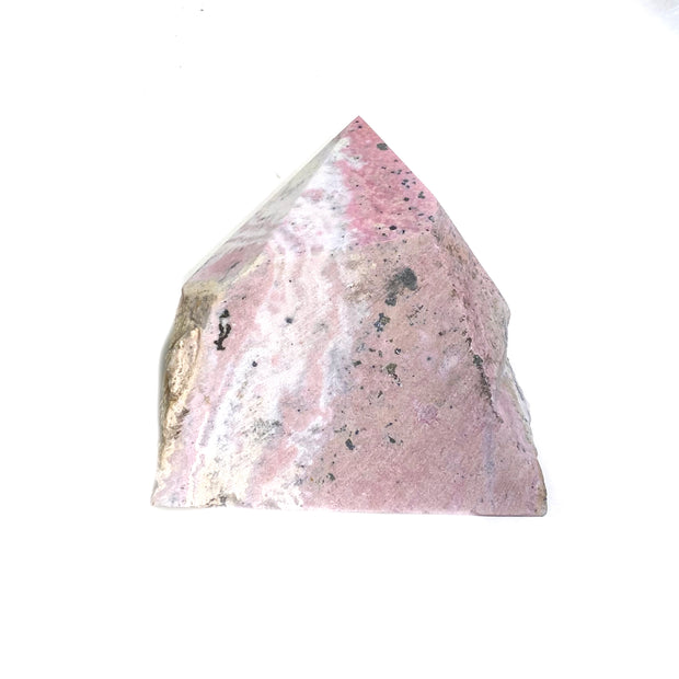 Top Polished Rhodonite Points