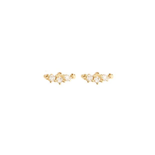 Shay Diamond Studs