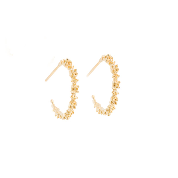 Baby Hoops - Gold
