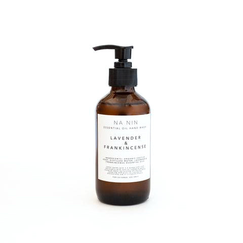 Lavender & Frankincense Essential Oil Hand Wash