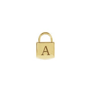 Lock Necklace (Engravable)