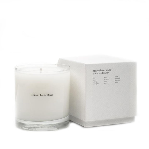 No. 10 Aboukir Candle