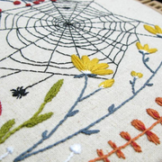 Spiderweb Embroidery Kit