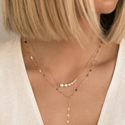 Rive Necklace - Pearl