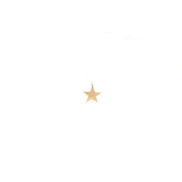 Endless Bracelet - Gold Star Charm