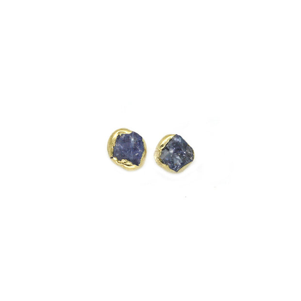 Tanzanite Bud Studs FINAL SALE